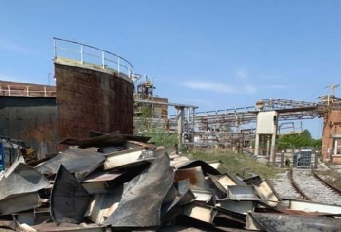 Ex Snia Viscosa- Caffaro Industrie- Torviscosa (UD)